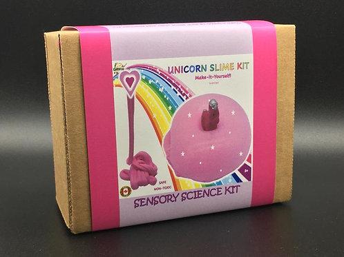 DIY Unicorn Slime Kit | Genius Premium Craft Boxes