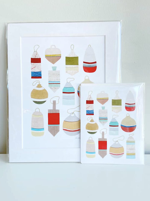 Buoys | Cards by Kate