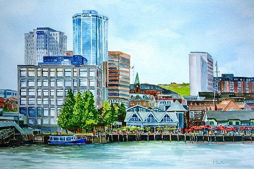 The Halifax Waterfront | Pat Shattuck