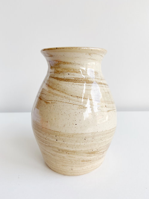 Marble Vase | Anderson Pottery