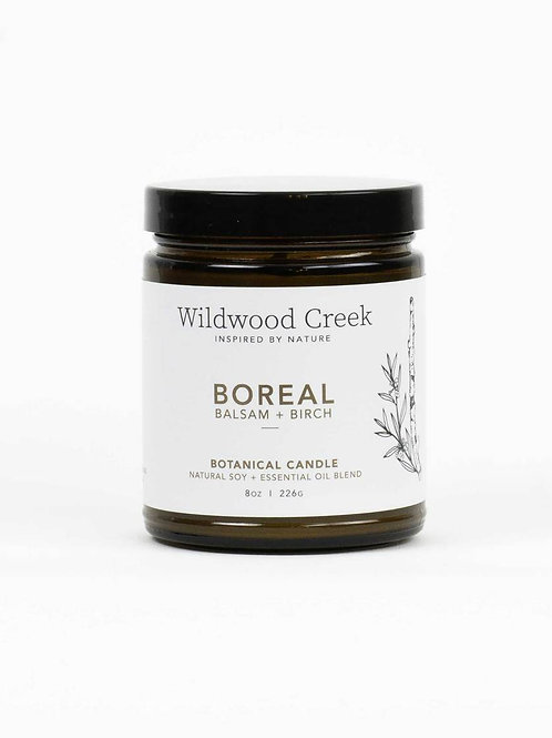 Boreal Candle | Wildwood Creek
