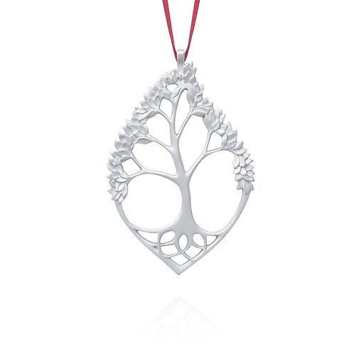 Tree of Life 2008Collector Ornament | Amos Pewter