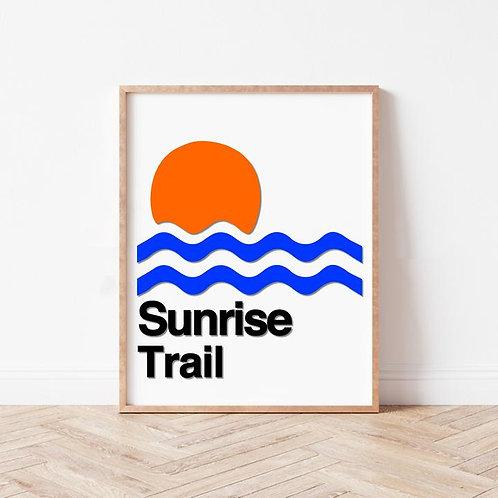 Sunrise Trail Wall Art | Nova Scotia Scenic Drive Series | The Boathouse