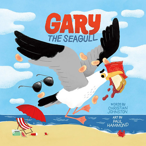 Gary the Seagull | Nimbus Publishing