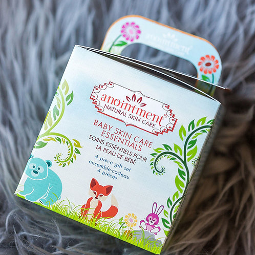 Baby Skin Care Essentials Set | Anointment