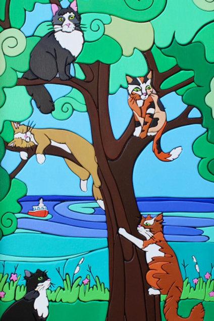 Cat Tree | Will Cooper