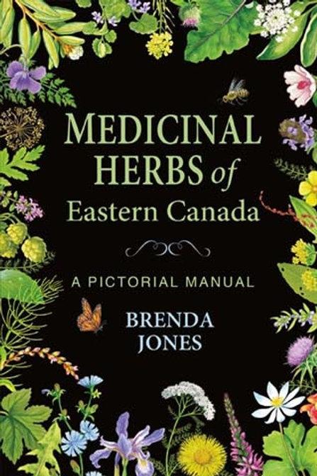 Medicinal Herbs of Eastern Canada   Nimbus Publishing