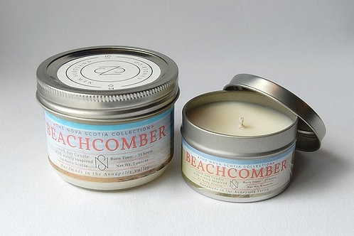 Beachcomber Candle | New Scotland Candle Co.