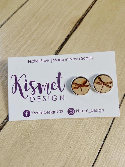 Dragonfly Earrings | Kismet Design