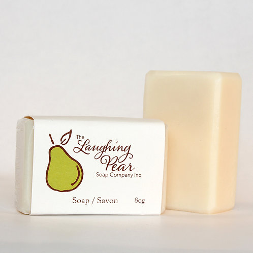 Almond Soap | Laughing Pear Soap Co.