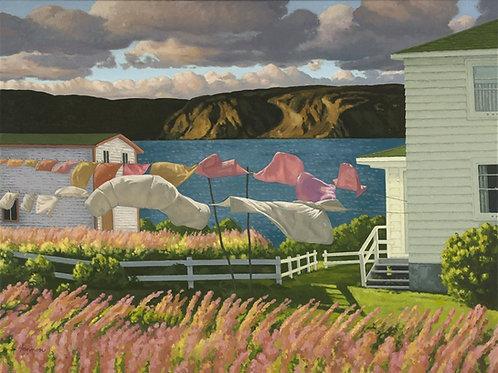 Ocean Breeze   Paul Hannon