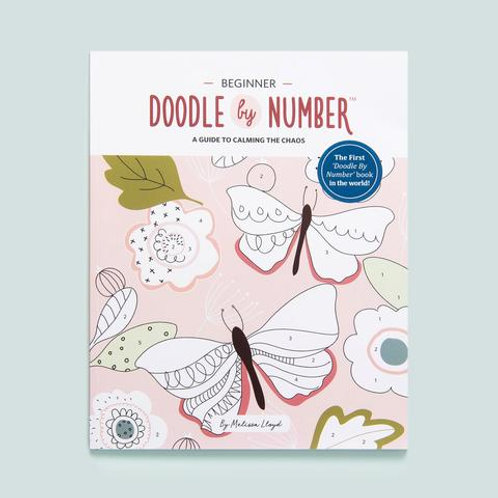 Doodle By Number | Doodle Lovely