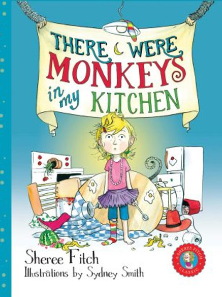 There Were Monkeys In My Kitchen | Nimbus Publishing