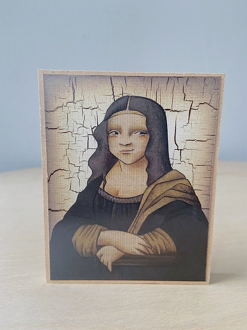 The Mona Lisa | An Oddity of Two