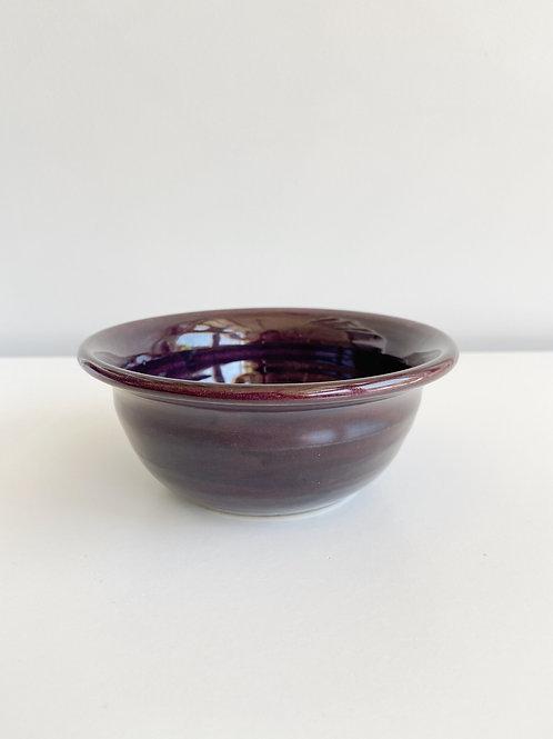 Merlot Tiny Bowl | Anderson Pottery