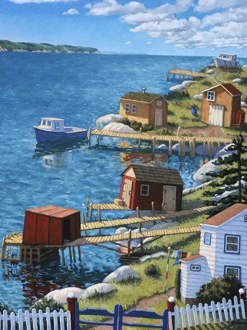 Up The Coast | Paul Hannon