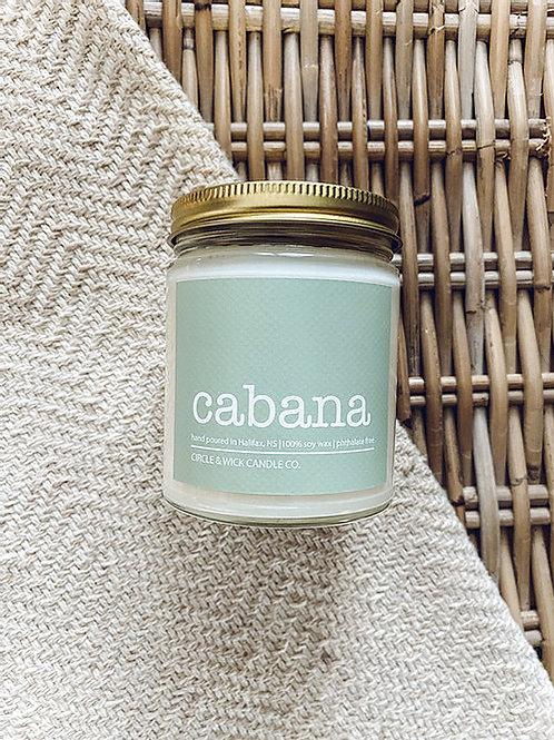 Cabana Candle | Circle & Wick Candle Co.