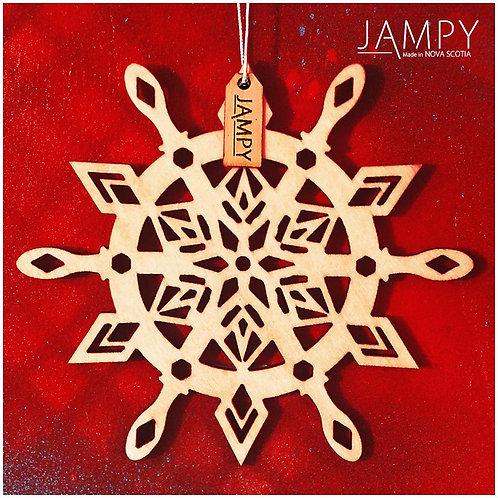 Ship Wheel SeaFlake | Jampy