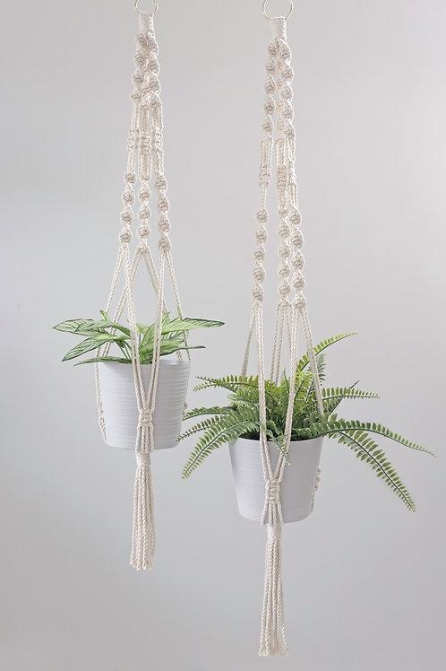 Gwen Macrame Plant Hanger | Little Queen