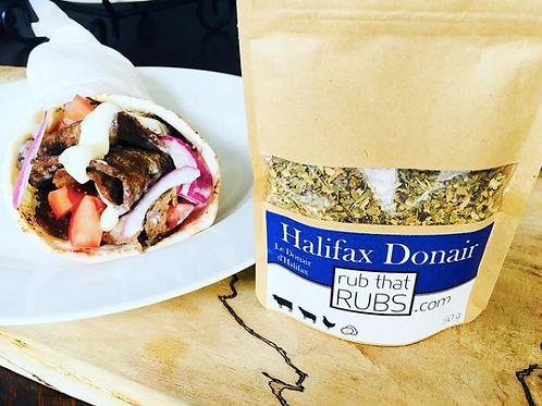 Halifax Donair   Seasoning + Spices   Rub That Rubs