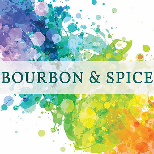 Bourbon + Spice Candle | New Scotland Candle Co.