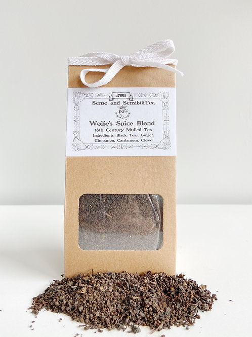 Wolfe's Spice Blend- 18th Century Mulled Tea | Sense + SensibiliTea