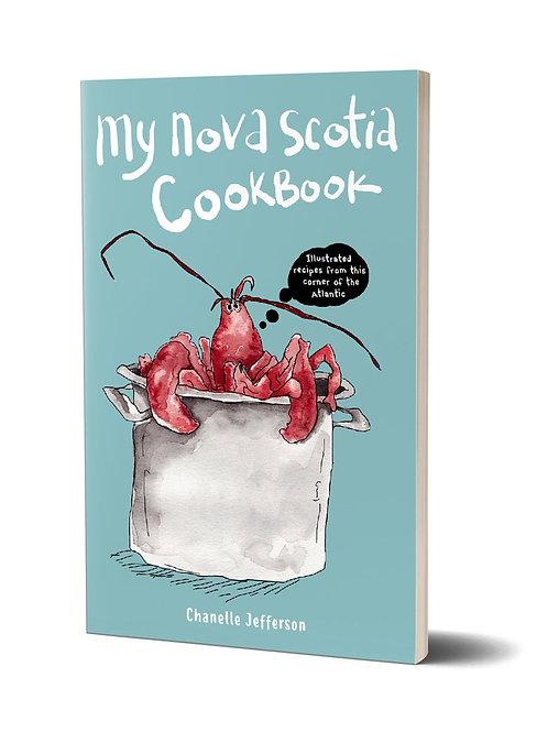 My Nova Scotia Cookbook | Glen Margaret Publishing