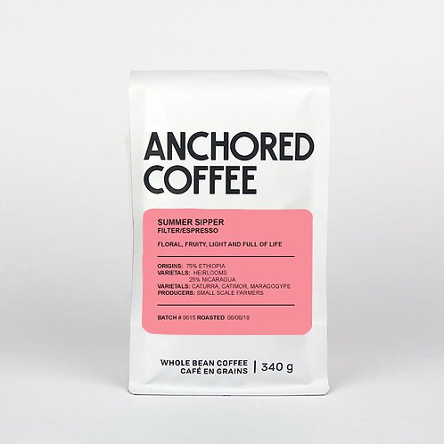 Summer Sipper Coffee   Anchored Coffee