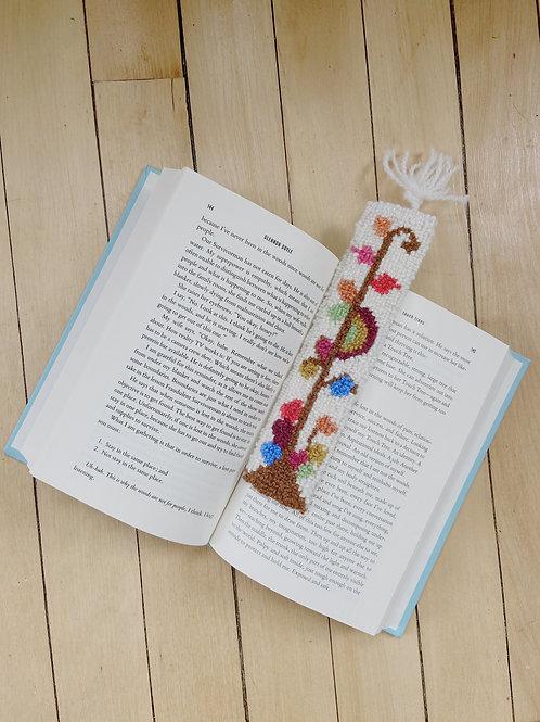 Tree of Life Bookmark | Cheticamp Rug Hooking