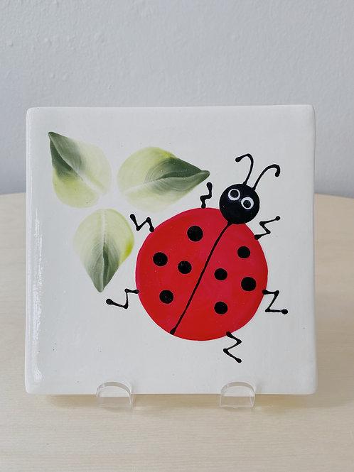 Ladybug Trivet | LadyBug Haven Studio