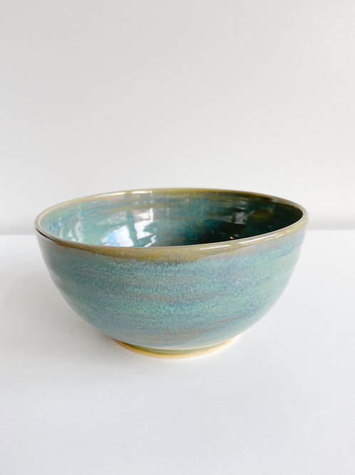 Fundy Spray Cereal Bowl | Anderson Pottery