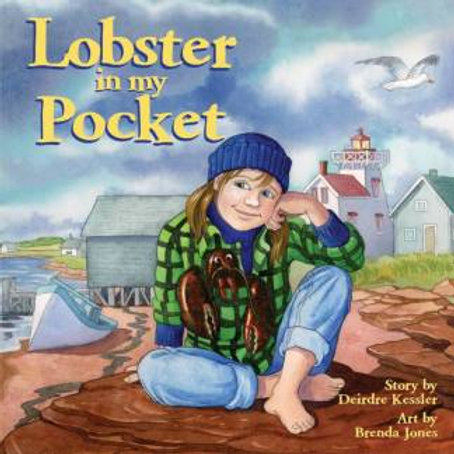 Lobster in My Pocket | Nimbus Publishing