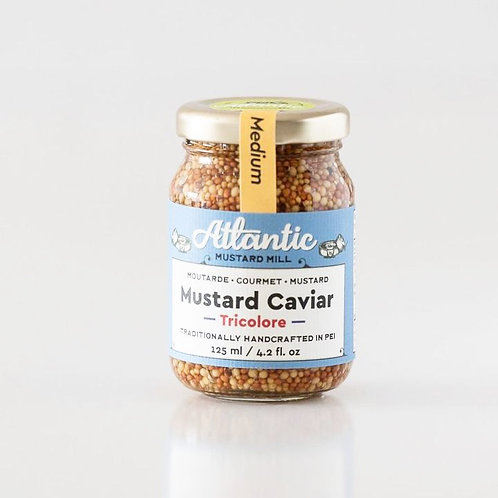 Mustard Caviar | Atlantic Mustard Mill