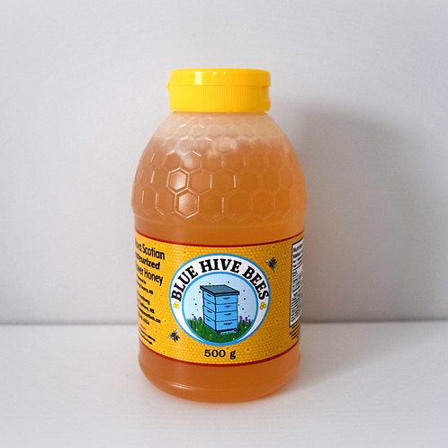 Wildflower Honey Bottle | Blue Hive Bees