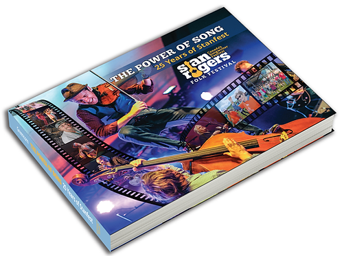 The Power of Song- 25 Years of StanfestCommemorative Book