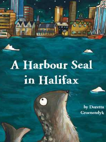 A Harbour Seal in Halifax | Nimbus Publishing