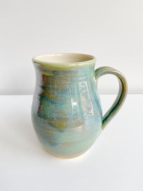 Fundy Spray Mug | Anderson Pottery
