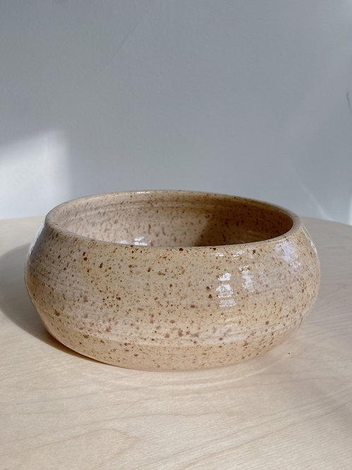 Wheat Small Salad Bowl | Postma Pottery