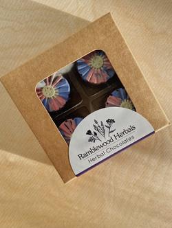 Ramblewood Herbal Chocolates