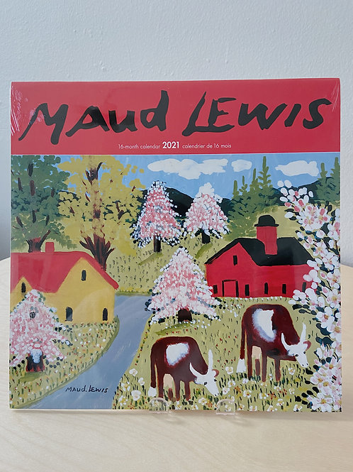 Maud Lewis 2021 Wall Calendar | Nimbus Publishing