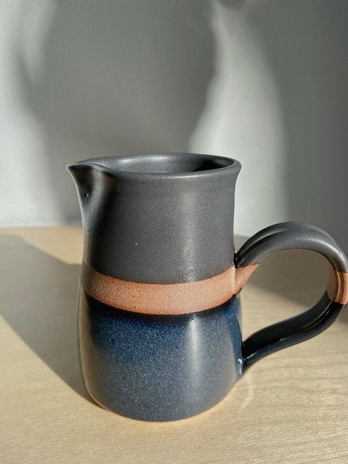 Twilight Small Jug   Old Barn Pottery