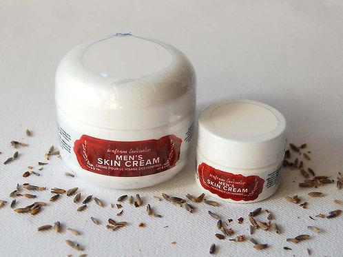 Men's Skin Cream (Cypress + Pine) | Seafoam Lavender Co.