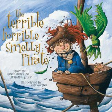 The Terrible, Horrible, Smelly Pirate | Nimbus Publishing