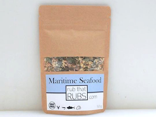Maritime Seafood   Seasoning + Spices   Rub That Rubs