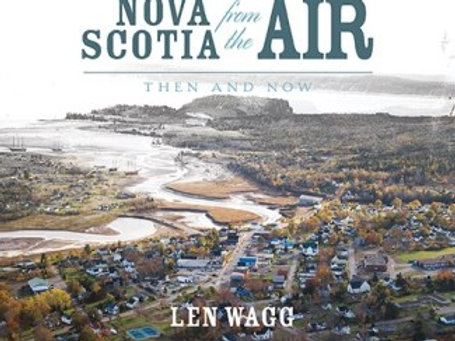 Nova Scotia from the Air : Then and Now | Nimbus Publishing