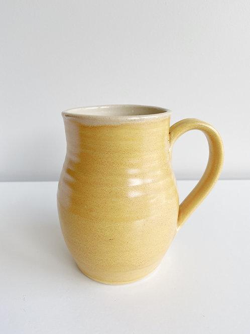 Yellow Mug | Anderson Pottery