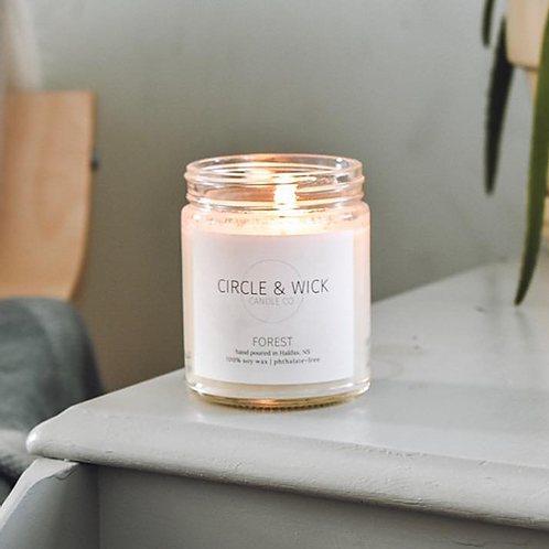 Forest Candle | Circle & Wick Candle Co.