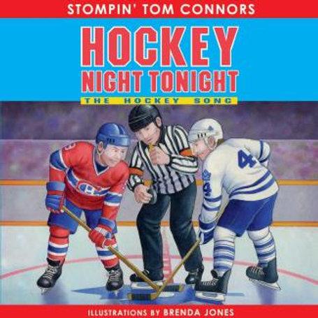 Hockey Night Tonight | Nimbus Publishing