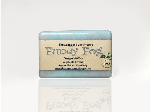 Fundy Fog Soap | The Soapbox Soap Shoppe