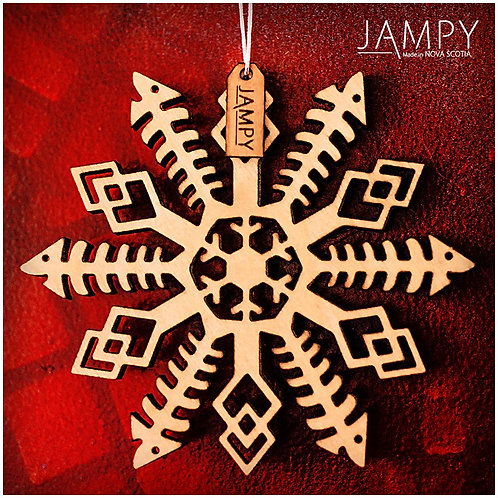 Fishbones SeaFlake | Jampy